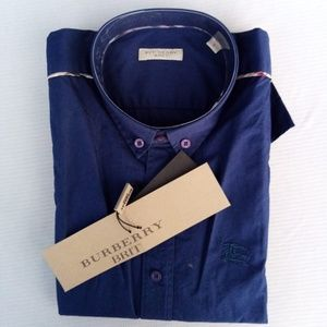 BURBERRY NEW SEASON MEN TREND SHIRT